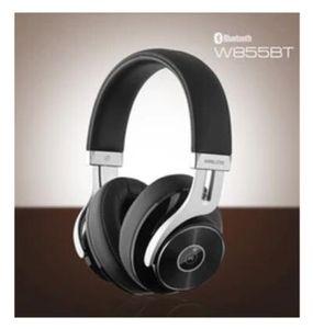 Edifier W855BT Беспроводные Bluetooth-наушники Стерео HIFI Беспроводная гарнитура для наушников BT 4.1 с микрофонной игровой гарнитурой