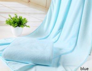 70x 140 cm Bambu Fiber Mikrofiber Hızlı Kuru Havlu Banyo Duş Fiber Yumuşak Süper Emici Bebek Banyo Havlu WA1610