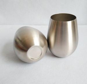 Bicchieri in acciaio inox Utensili da cucina Utensili da cucina senza stelo e bicchieri da cocktail Bar da cucina Vovotrade KKA1645