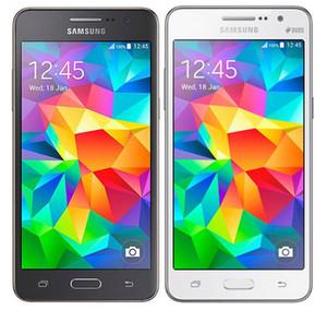 4G LTE Samsung Galaxy Grand Prime G530F RAM cuádruple 1GB ROM 8GB 5.0 pulgadas 8.0MP Android4.4 desbloqueado teléfono restaurado
