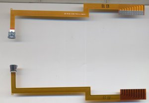 STP411G-320-E sensible al calor DPU414-40B-E DPU-414-30B-E DPU-414-50B-E cabeza de impresión especial US MD-100 cabeza de impresión bioquímica STP411G-320