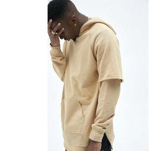 2017 hot mens hip hop hoodies sweat suit tracksuit men YELLOW and green hoodies men fashion set winter male streetwear