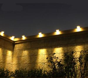 Lampes solaires applique murale extérieur lampes de jardin lumineuses murales