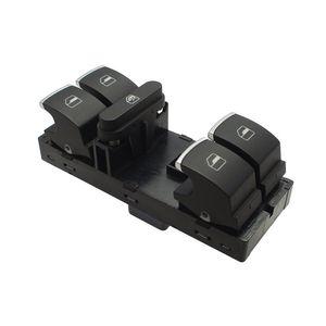 Control Driver Side Power Finestra Master Lifter Mirror Switch Panel 5ND959857 per VW Jetta Golf Passat