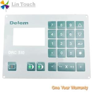 جديد DELEM DAC-310 DAC310 DAC 310 HMI PLC غشاء لوحة المفاتيح لوحة المفاتيح التبديل تستخدم لإصلاح الجهاز مع لوحة المفاتيح