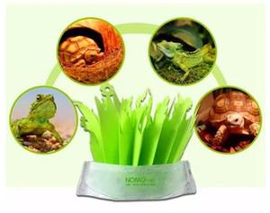 Planta artificial Face-lift facial 3D MassageNew magia natural vaporización humidificador ecológico de suministro de vapor húmedo Para el hogar del reptil Tortoi