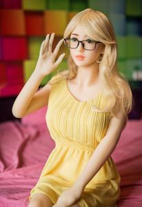 Резина Hotsale Silicone Doll Sex 165 Dollsjouets Реалистичная кукла киска Любовь Любовь Взрослые CM Настоящий силиконовый надувной секс Новые Сенюэльстые для W EVDD