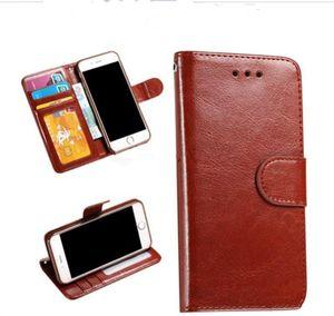 아이폰 7 기가 6 플러스 5 5S SE 새로운 럭셔리 플립 PU 가죽 케이스 지갑 스탠드 카드 슬롯 커버 돈 포켓 사진 프레임 가방