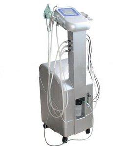6 em 1 Multifuncional Oxygen Machine Facial Jet Máscara Facial Bio Rejuvenescimento da Pele Rejuvenescimento Máquina