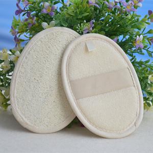 11 * 16 cm luffa naturale pad luffa rimuovere la pelle morta luffa pad spugna per la casa o hotal ELBA013