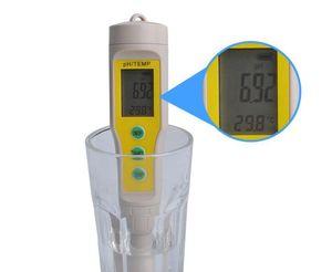 50pcs libero da Federal Express DHL ph caldo di vendite di alta precisione 0,01 PH-03 Acid Acquatico Digitale tester del tester Acqua Acquario
