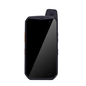 100% nuovo telefono 4G LTE Walkie Talkie UNIWA B6000 Octa Core 4 GB RAM 64 GB ROM 5000 mAh NFC Dual Camera Android 6.0 IP68 Smartphone impermeabile