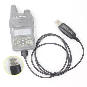 Câble de programmation USB BAOFENG original pour BAOFENG BF-T1 UHF 400-470MHz Mini câble USB Talkie Talkie câble USB