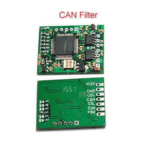 Fcarobd может фильтровать Canemu супер может фильтровать для BMW CAS4 и FEM, MB W212 W221 W164 W166 W204, Renault Laguna / Megane / сценарное III