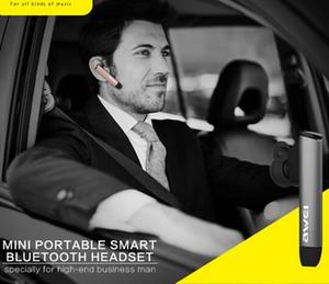 Awei A832BL Cuffie senza fili Auricolari Bluetooth Cuffie con auricolari Ecouteur Auricolari con supporto per auricolari kulaklik