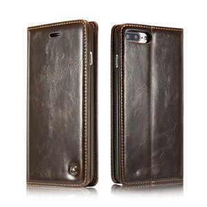 CaseMe R64 ретро кожаный бумажник слот для карт памяти для iphone 11 XS MAX XR X 8 7 6 Galaxy S10 S10e S9 Примечание 10 9 держатель чехол роскошный флип чехол