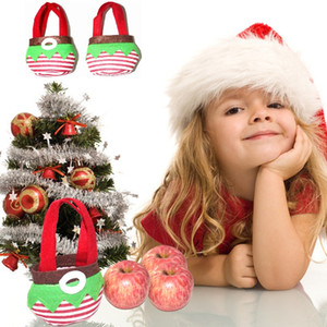 Nova fada caixa de bombons de natal decoração de natal doces de natal sacos de presentes encantadores lotação para crianças frete grátis b0909