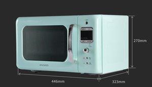 DAEWOO مصغرة ذكي فرن الميكروويف فرن الخبز المنزلية 20L 220-230-240V