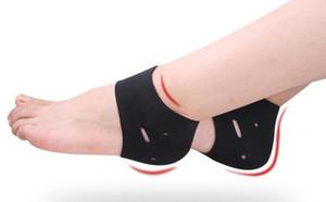 1 paio / lotto idratante tallone Cracked Foot Care Protector strumento calze calzini gel con piccoli fori strumento di cura del piede