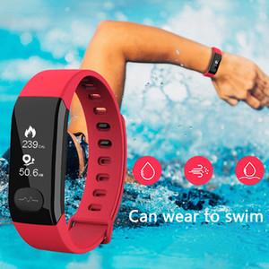 2017 جودة عالية E29 سوار ذكي ، سوار الرياضة للماء ، دعوة ، تذكير المعلومات ، رصد معدل ضربات القلب الأكسجين ووتش