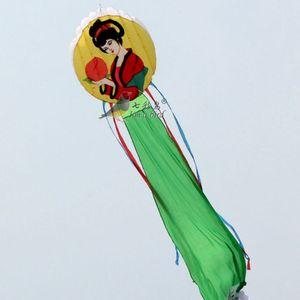 NUOVO software di potenza 6m aquilone volante Mago fata aquilone novetly all'aperto in stile Cina