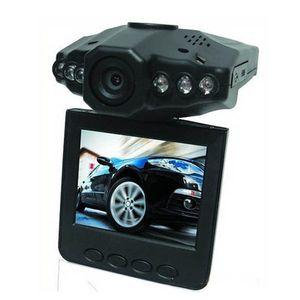 HD Car DVR Radio H198 Camera Blackbox 6 IR LED Night Video Recorder 2.5 inch TFT Colorful Screen 270 Rotating Free DHL