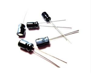 Al por mayor- 20PCS 16V 1000UF 8 * 16 8X16MM 1000UF DIP condensadores electrolíticos de aluminio