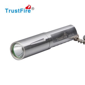 Лучший подарок настоящее брелок светодиодные Flashlight нержавеющей стали мини кемпинг фонарик 10440 аккумуляторная Факел брелок дети играть игрушка водонепроницаемый