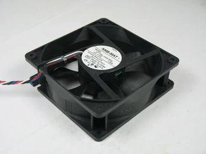 НМБ 4715KL-04W-B56, РЬ1 постоянного тока 12В 1.30-4-х проводная 90мм 120х120х38мм квадратных сервер вентилятор