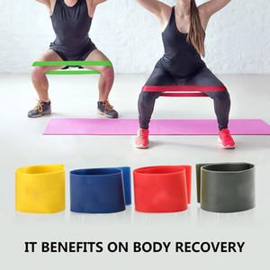 Yoga Body Building Тренировочный Пояс Фитнес-Оборудование Сопротивление Тяговый Ремень Резиновый Спорт Удлинитель Высокого Качества