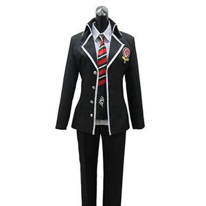 Blue Exorcist Ao No Exorcist Okumura Rin uniforme de cosplay