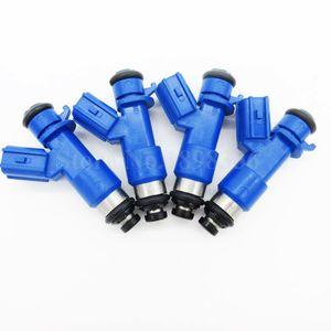 4 adet / grup 410cc Yakıt Enjektörleri 16450RWCA01 16450-RWC-A01 Acura Honda Civic RDX için Entegre RSX K20 K24 B16 B18