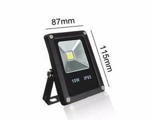 высокой мощности LED 10W Открытый свет потока УФ 365нм 375nm 385nm 395nm 405nm 415nm ультрафиолетового света прожектор лампы Водонепроницаемый настенный светильник