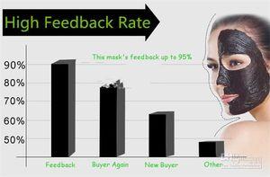 Pilaten Blackhead Yırtılma Maskesi Derin Bakım Maskesi Gözenek Stil Şerit Kaldır Siyah Temizlik Burun Akne Emme Yüz Temizleme Yüz Siyah Wrmim