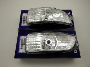 Пара боковое зеркало света для Volvo новый S80 s80l S40 C70 C30 сигнал поворота зеркало заднего вида лампы
