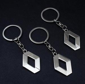 الجملة 3d المعادن سيارة مفتاح سلسلة لرينو لوازم السيارات رينو شعار المفاتيح ، رينولدز الملحقات ، رينولدز شعار سيارة المفاتيح
