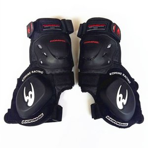 Top new model komine Sports Safety motorcycle knee pads racing off-road knee pads riding knee pads cycling kneepads b-1