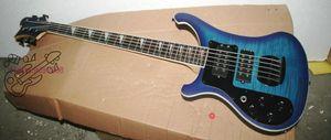 무료 배송 Custom 5 Strings 4003 왼손잡이 일렉트릭베이스 도매업