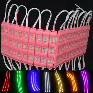 High Bright SMD 5630 5730 3leds modules Waterproof IP65 Brighter than 5050 3528 DC12V Cool white LED Modules for letter design