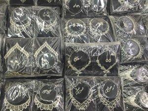 Большой Склад Jmyy Ювелирные Изделия Невесты Ювелирные Наборы Серьги Ожерелье Rhinestone Pearl Серии Для Женщин Свадебный Банкет Высокое Качество