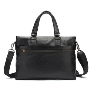 genuine leather handbag 9004 Top layer cow leather offical handbag bag 2color OEM available