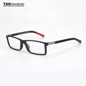 Wholesale- 2017 retro fashion eyeglasses frames men TAG Hezekiah sport goggles metal TH0512 nerd glasses frame Memory frame women