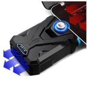 Ice Magic 범용 성능 흡입 형 냉각 팬 휴대용 USB 노트북 노트북 팬 터보 라디에이터 Ultra Silent Cooling Fan