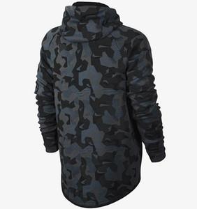 deportes INKIAD chaqueta masculina, además de la chaqueta informal engrosamiento de terciopelo, cremallera con capucha sombrero suéter