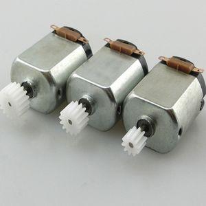 무료 배송 6Pcs / 130 소형 DC 모터 3 ~ 5V 소형 모터 4 륜 모터 소형 + (기어 패키지 6pcs)
