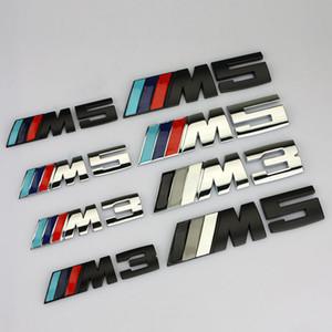 Logo Autocollants arrière pour BMW X6M X5 Voiture BMW Série 3 Série 5 M3 M5M1 M Grille