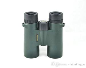 Visionking 8x42 ماء النيتروجين شغل bak4 سقف مناظير الصيد الطيور المهنية تلسكوب مناظير عالية الجودة أحادي