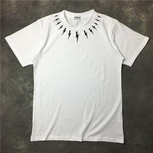 2019 marca Mens T-shirt T Shirt Para Homens Tops Com Letras de Marca Camisas de Grife de Luxo de Manga Curta Tshirt Marca Mens Roupas Tee