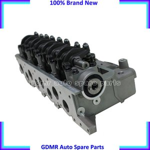 Complete 4D55T 4D55 4D56T 4D56 cylinder head AMC 908 611 for Mitsubishi Montero Pajero l300 for hyundai h1 H100 for ford Ranger 4WD 2WD
