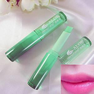 1 pcs Lip Balm Lipstick Lip Protector Sweet Taste Lipstick Gloss Cosmetic #M02056